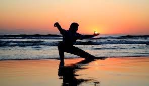 Tai Chi with Sun (1)